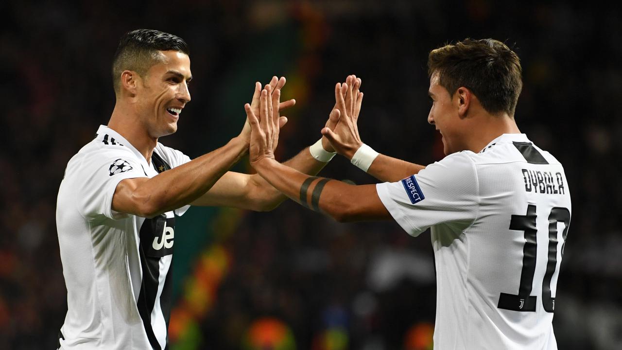Ronaldo Assist vs Man U