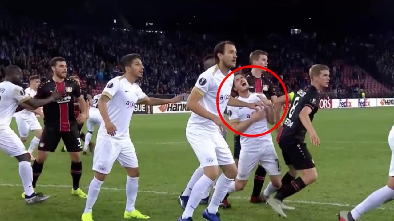 Europa League Flop