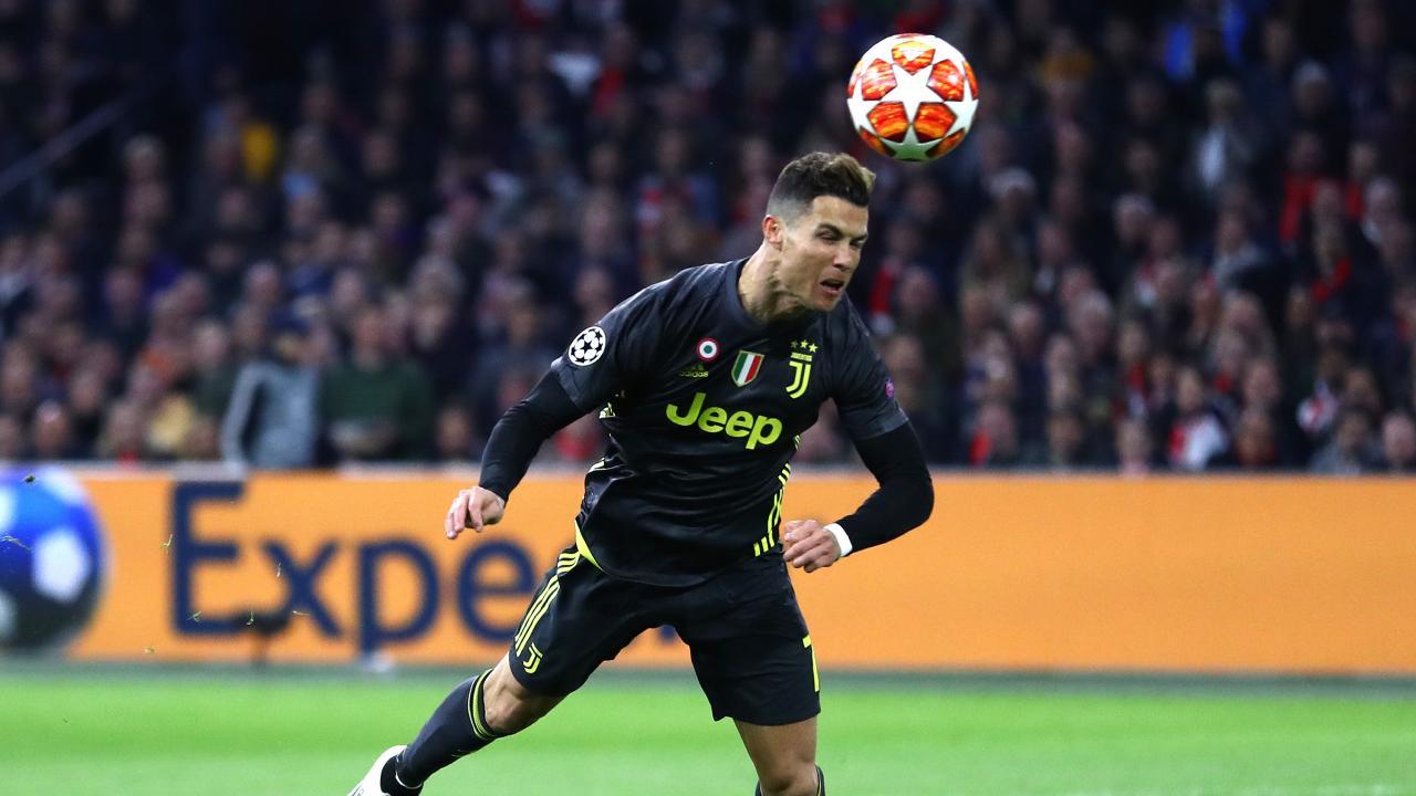 Cristiano Ronaldo Movement