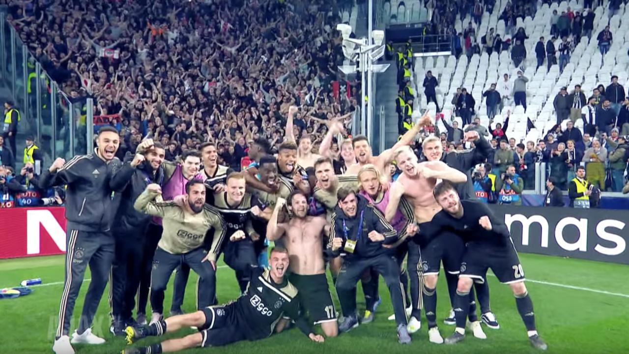 Ajax vs Juventus Recap