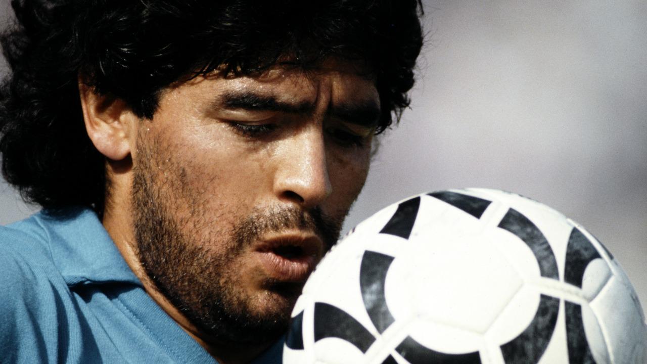 Diego Maradona Documentary trailer