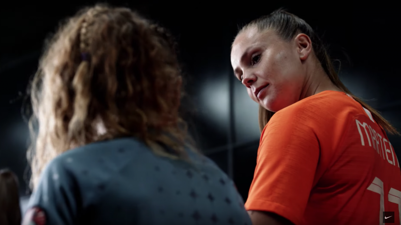 Nike Women's World Cup Ad