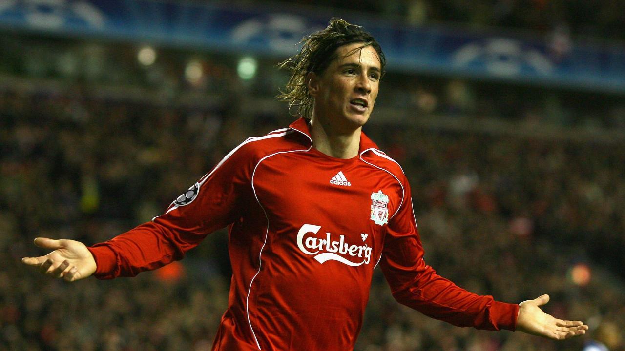 Fernando Torres Liverpool Highlights