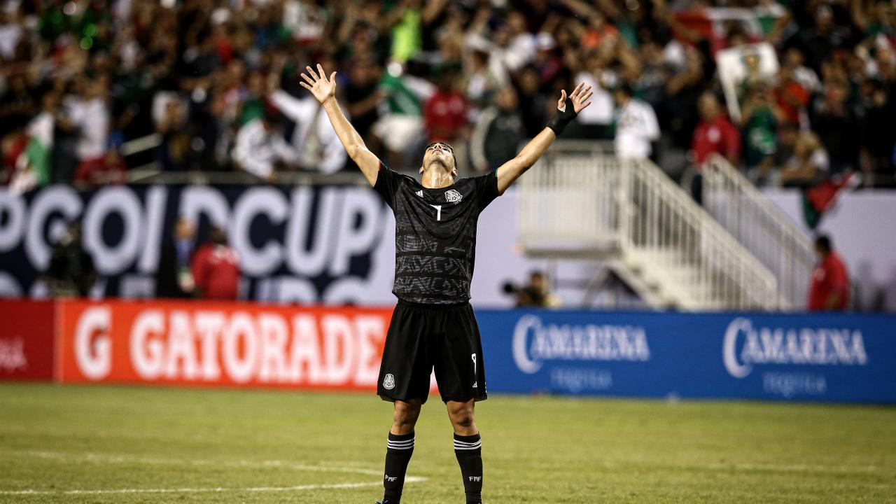 Mexico Won The Gold Cup And It Was Oh-So-Sweet