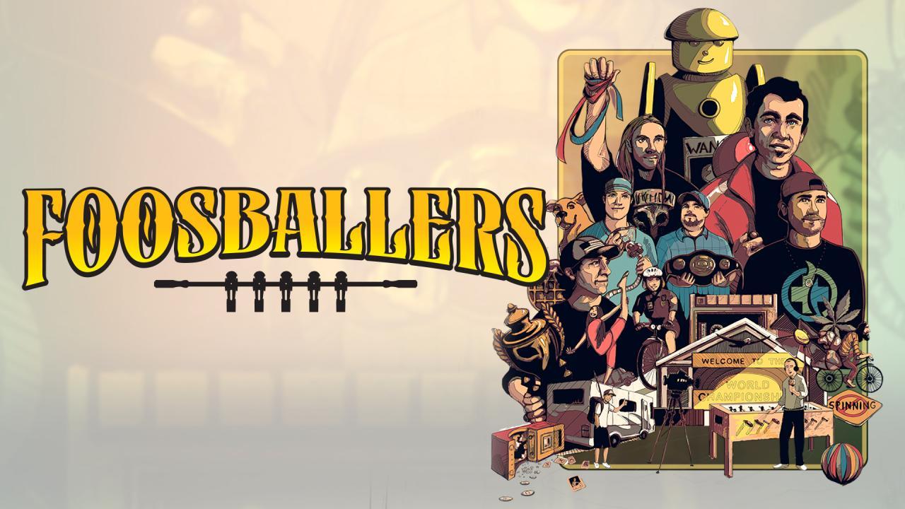 Foosballers Movie