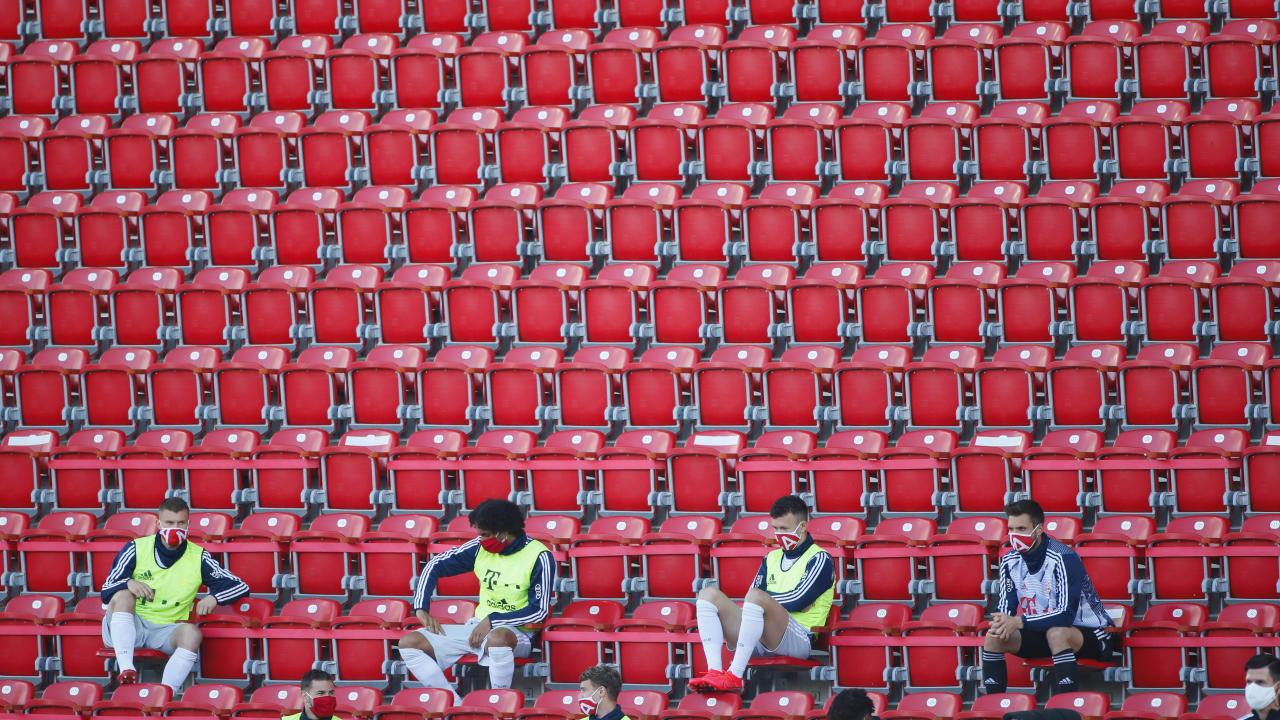 Bayern Munich substitutes