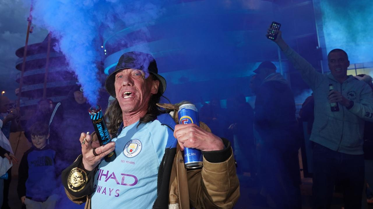 Manchester City Man