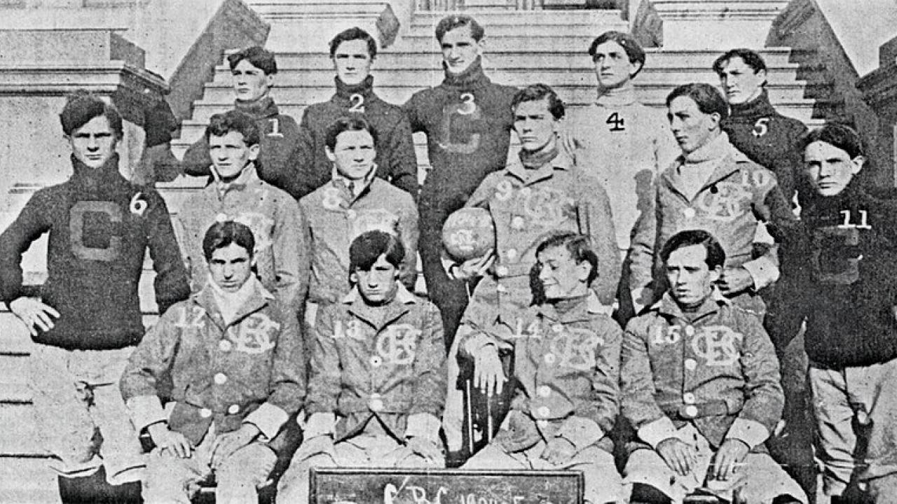 Soccer at 1904 Olympics