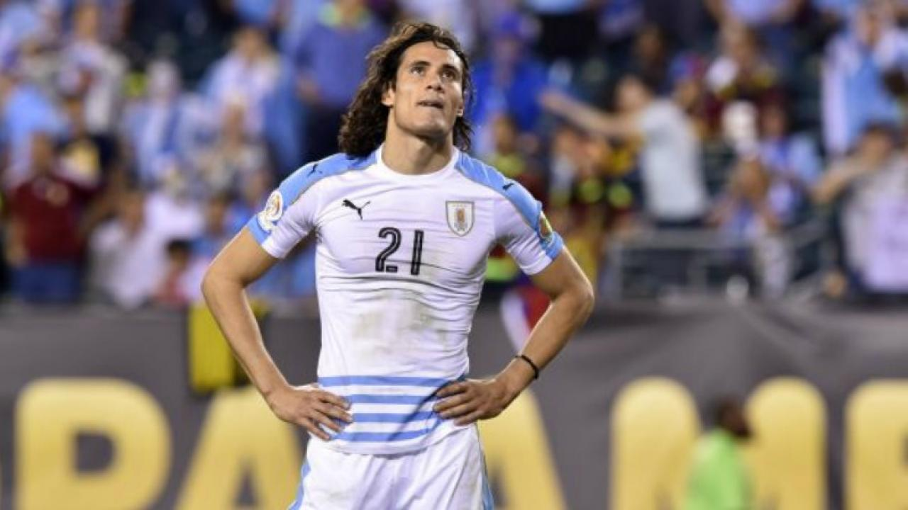 Edinson Cavani Is The Greatest Disappointment Of Copa America Centenario