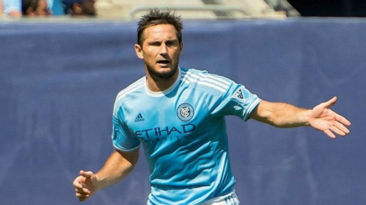 Frank Lampard Starting To Be e The Player NYCFC Needs