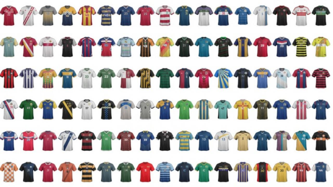 All 50 States jerseys