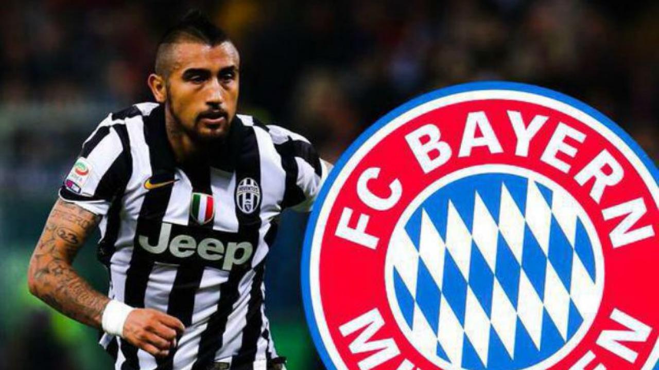 Arturo Vidal Will Fill In For Schweinsteiger At Bayern Munich