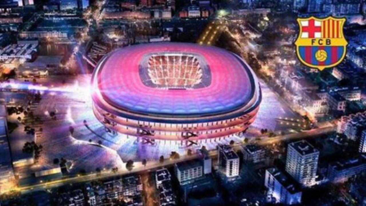 Fussballstadion Barcelona