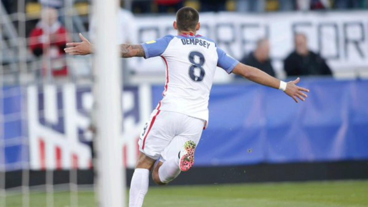Clint Dempsey Remains Irreplaceable For Both Club And Country