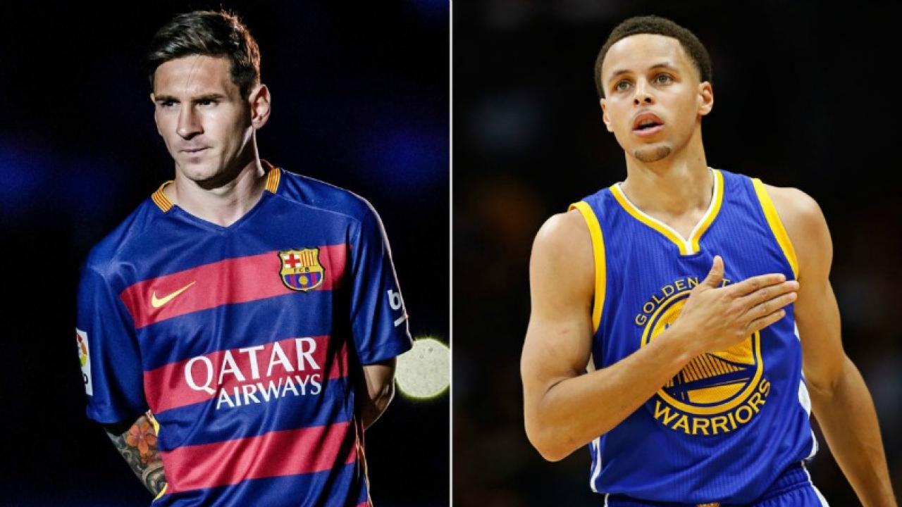 e5ed9576e Messi and Curry Compared  Video Highlights