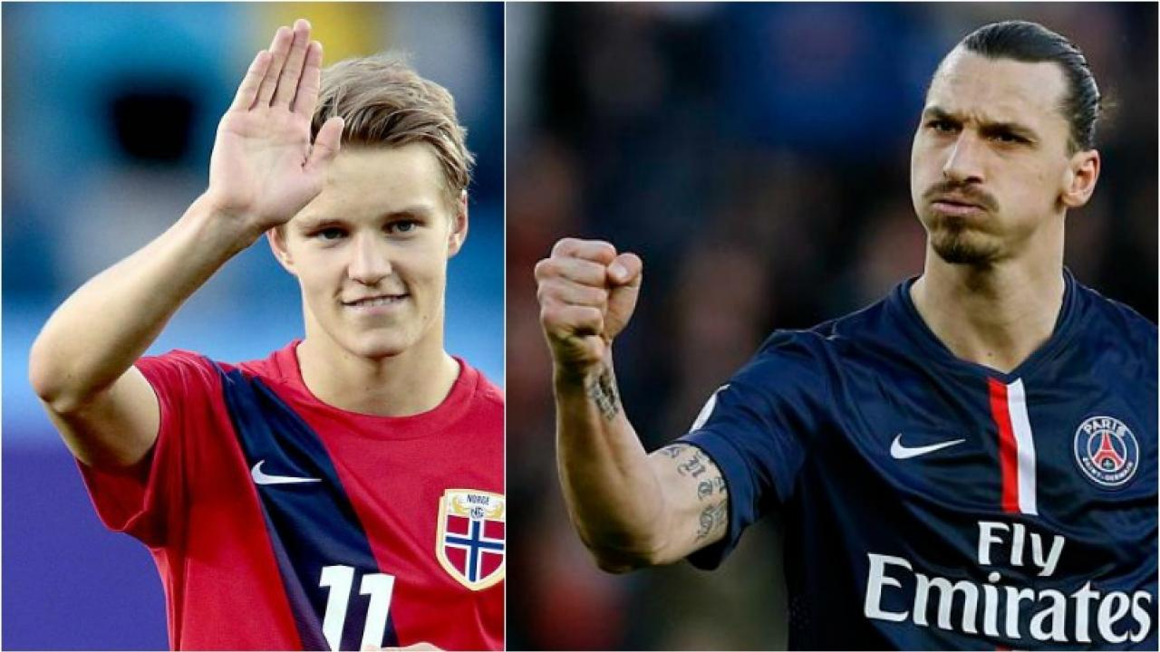 Zlatan To Real Madrid's 16-Year-Old Odegaard: Get Rid Of
