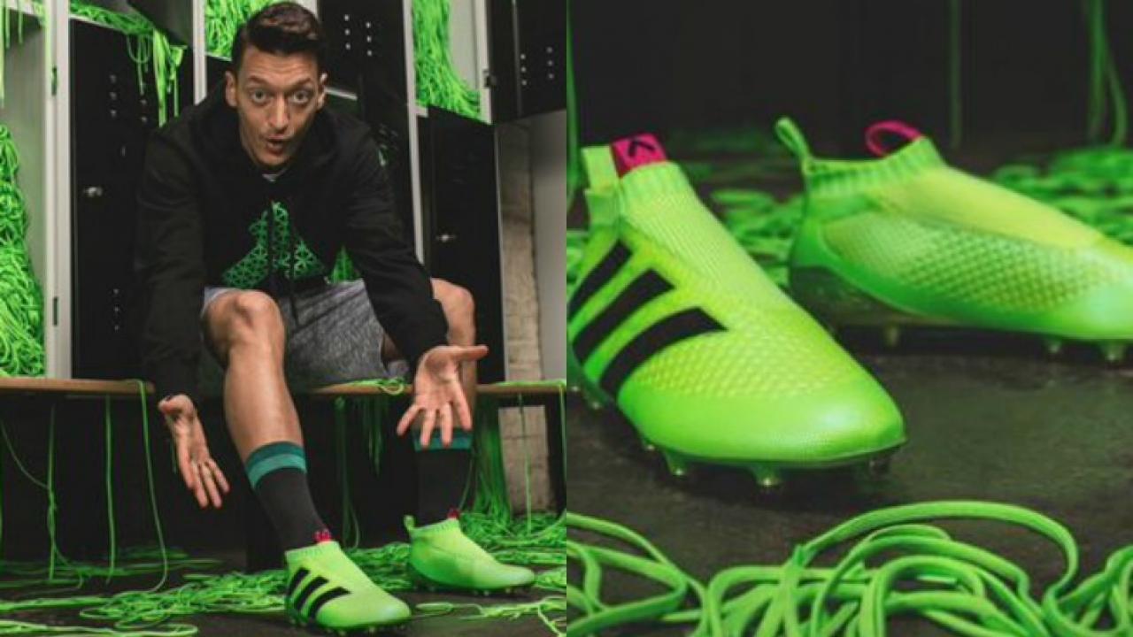Mesut Ozil New Shoes