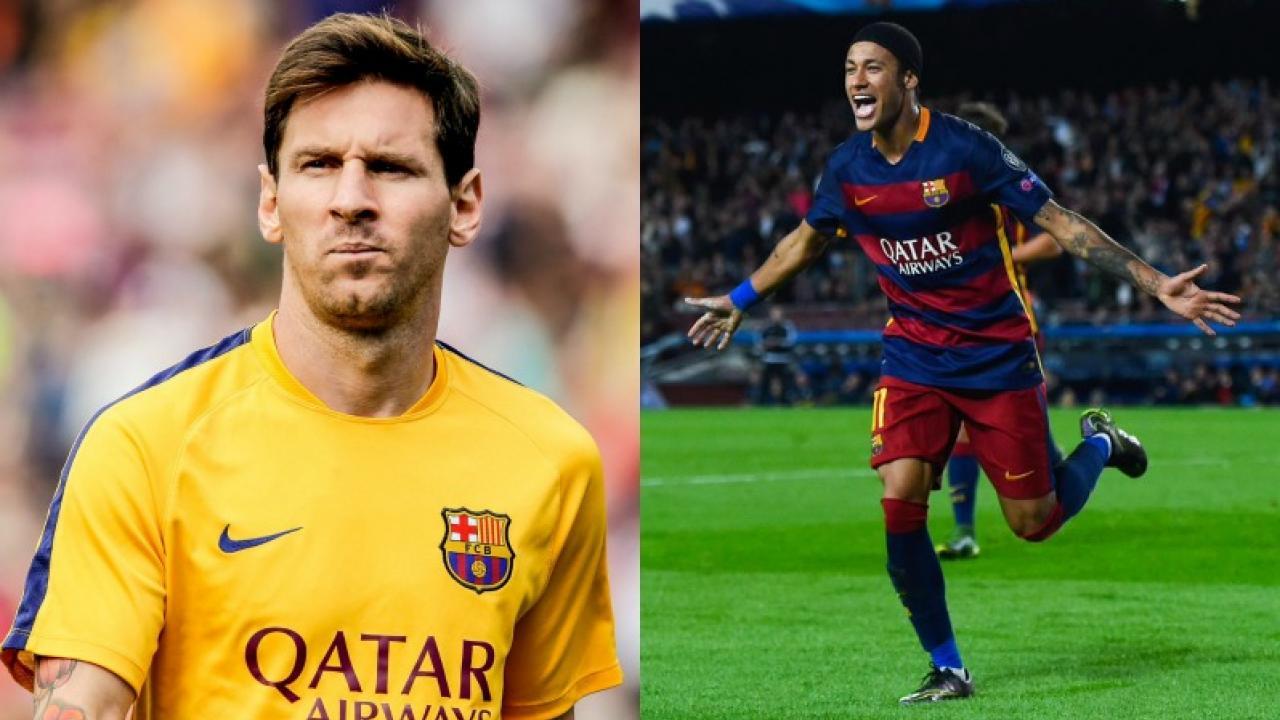 Resultado de imagen para Neymar vs Messi