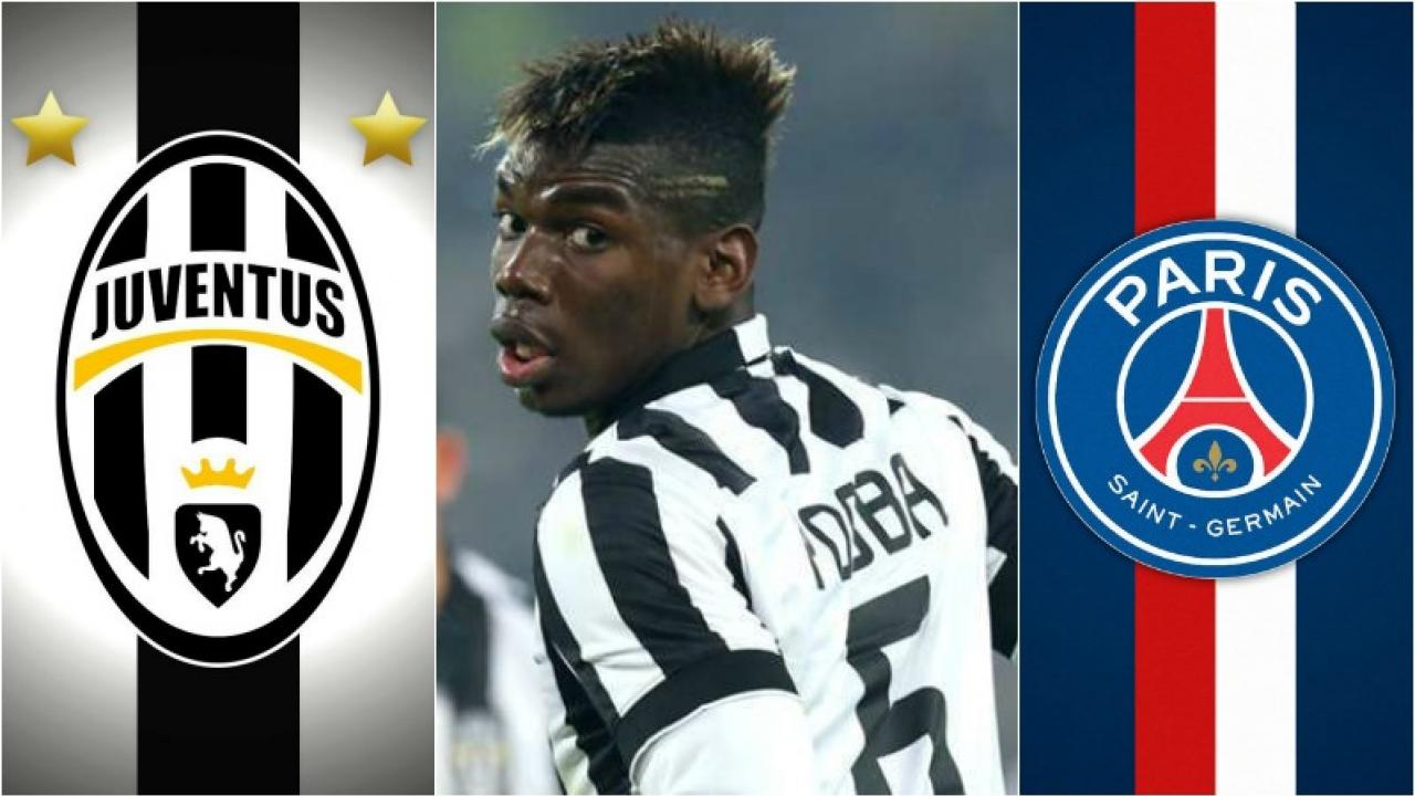 see the ridiculous low ball offer that psg made juventus for pogba the18 the18