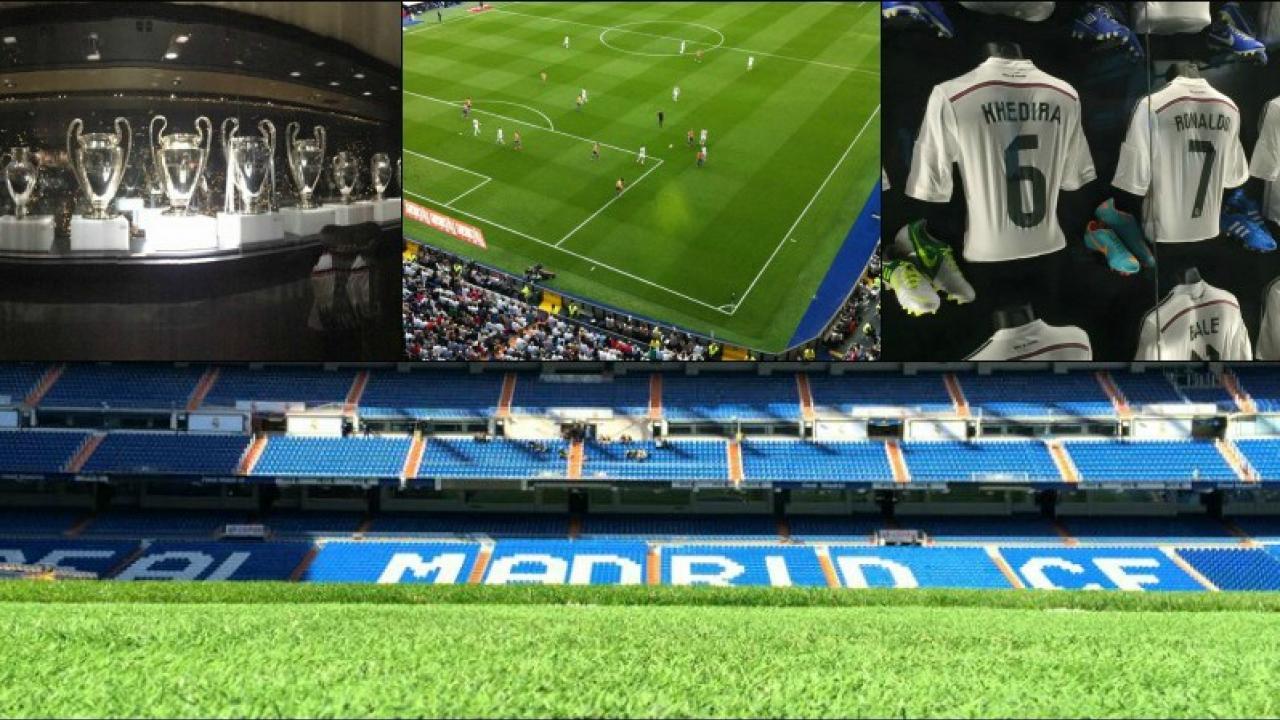 Stadium tour your guide to estadio santiago bernab u the18 for Estadio bernabeu puerta 0
