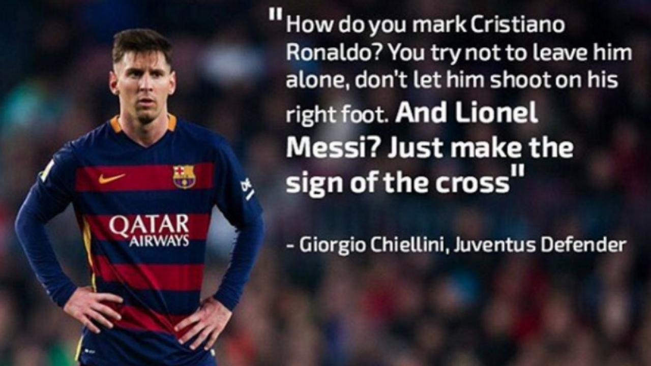 Quote By Giorgio Chiellini