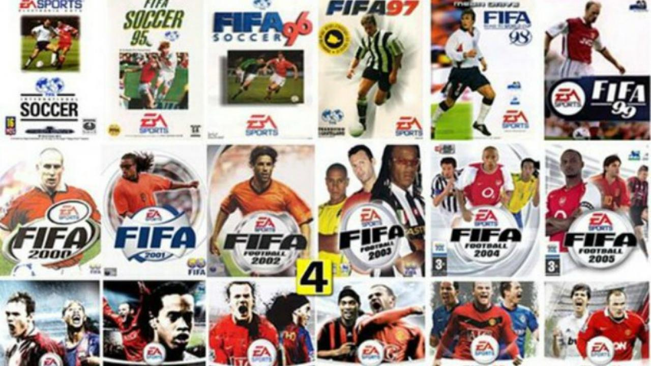 The 3 Greatest FIFA Intros Of All-Time