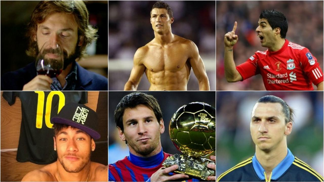 quiz which superstar footballer are you the18