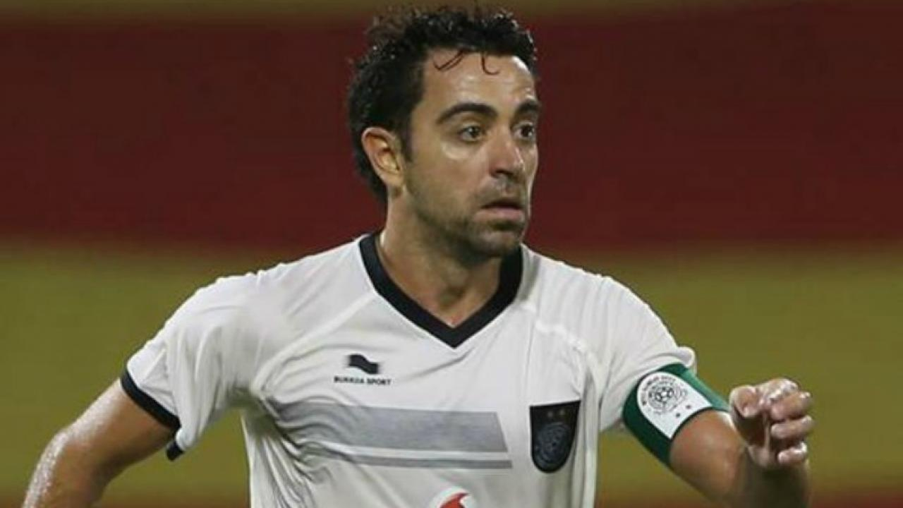 Xavi Is The Hardest Working Man In Football Video