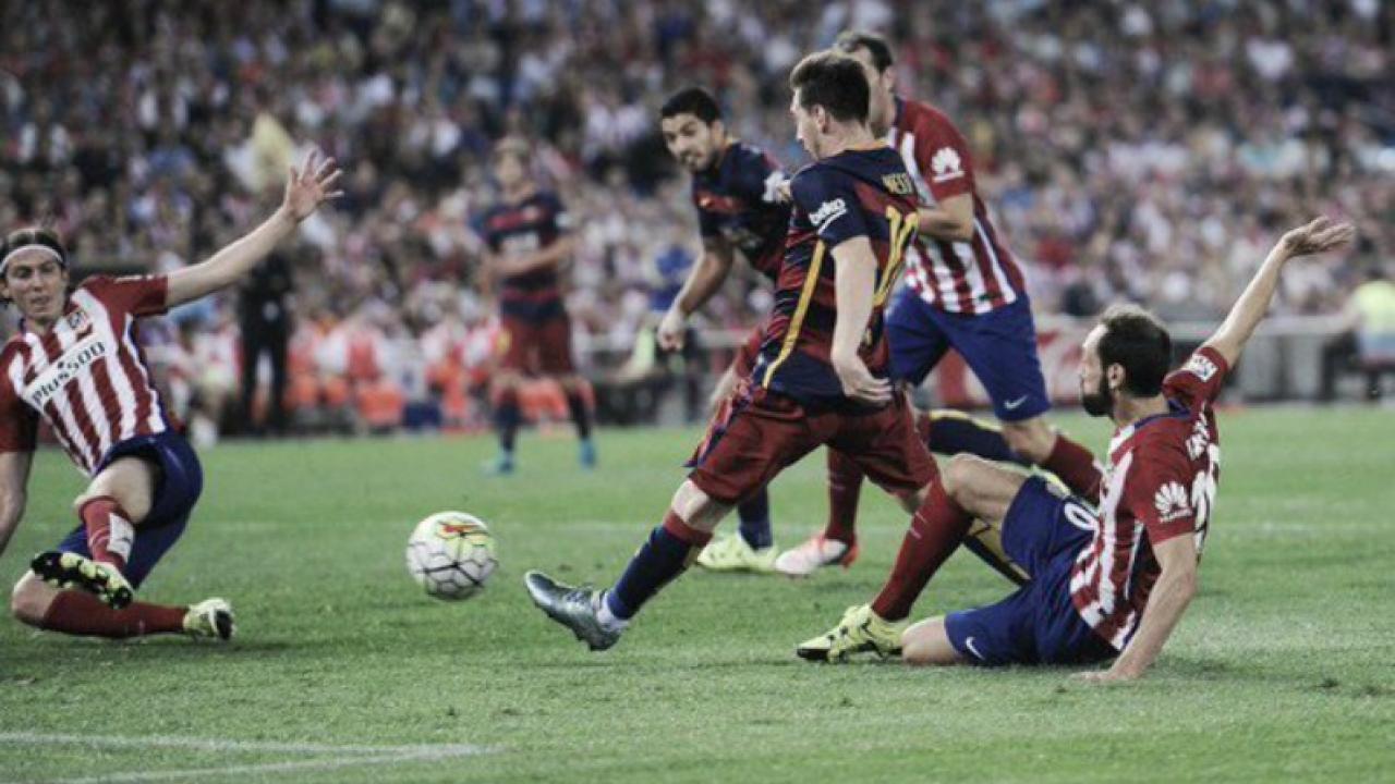 Barcelona vs. Atletico