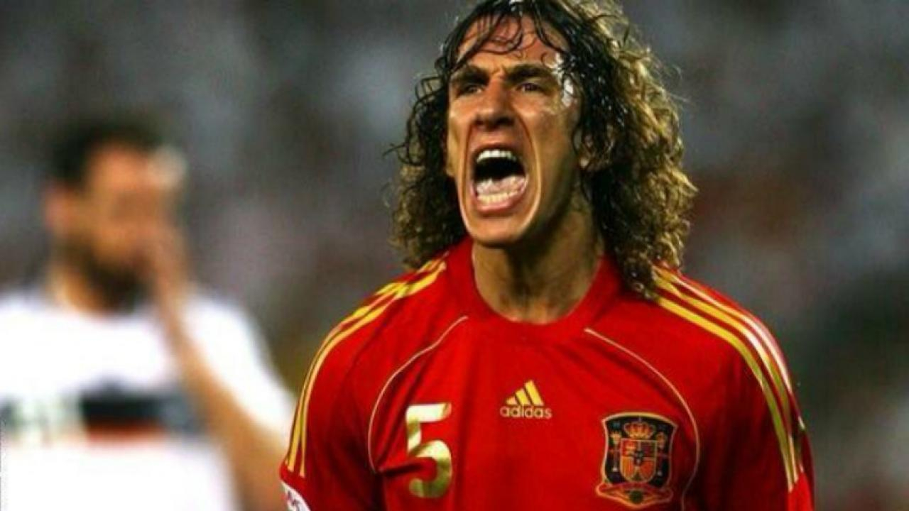 Carles Puyol Skills The Defender Be es Playmaker At 2006 World Cup