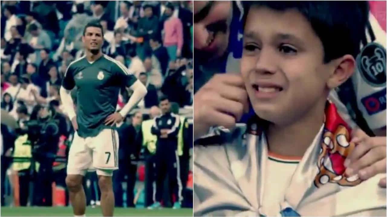 Cristiano Ronaldo Good Guy