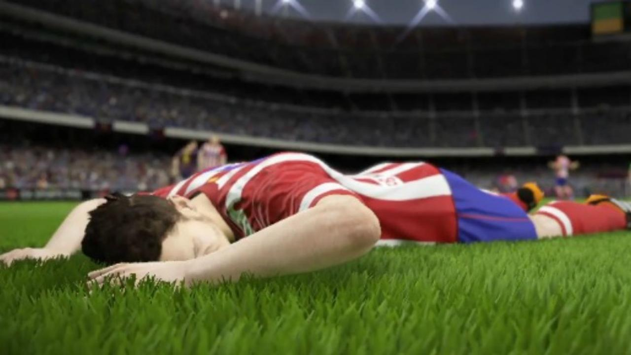 FIFA Horror Tackle