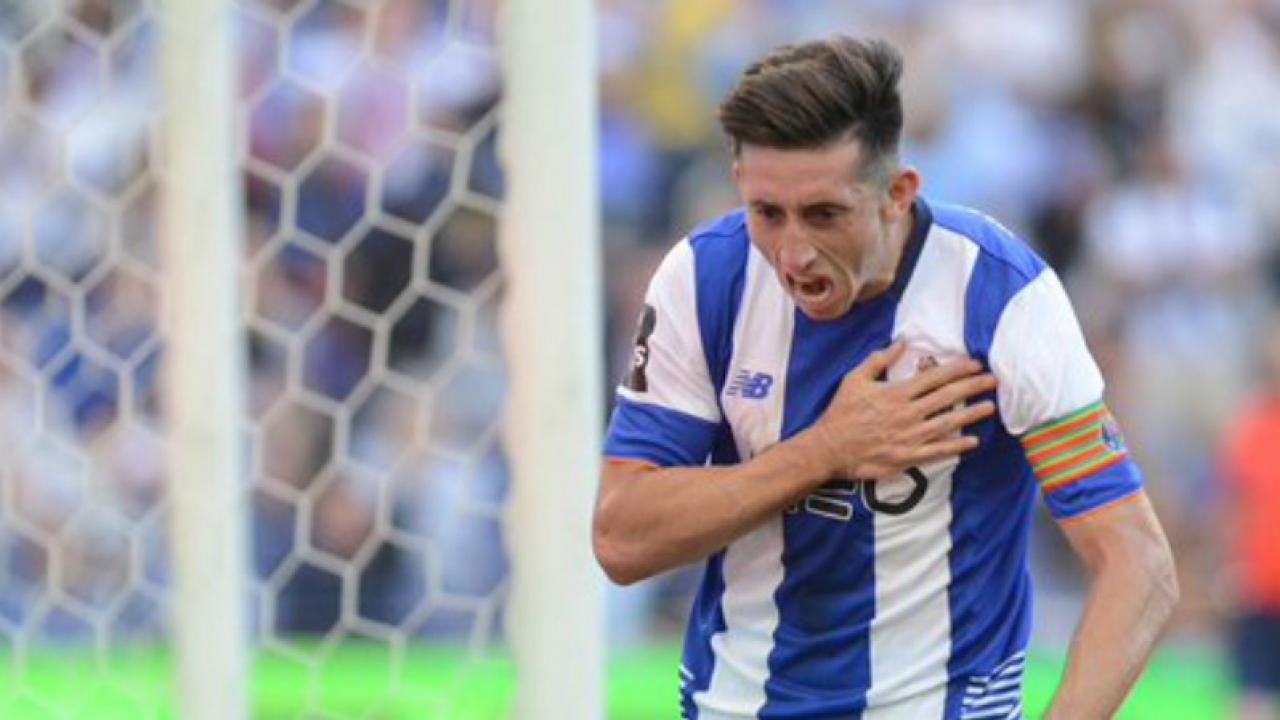 Hector Herrera s Goal Not Enough For Porto Against Sporting CP