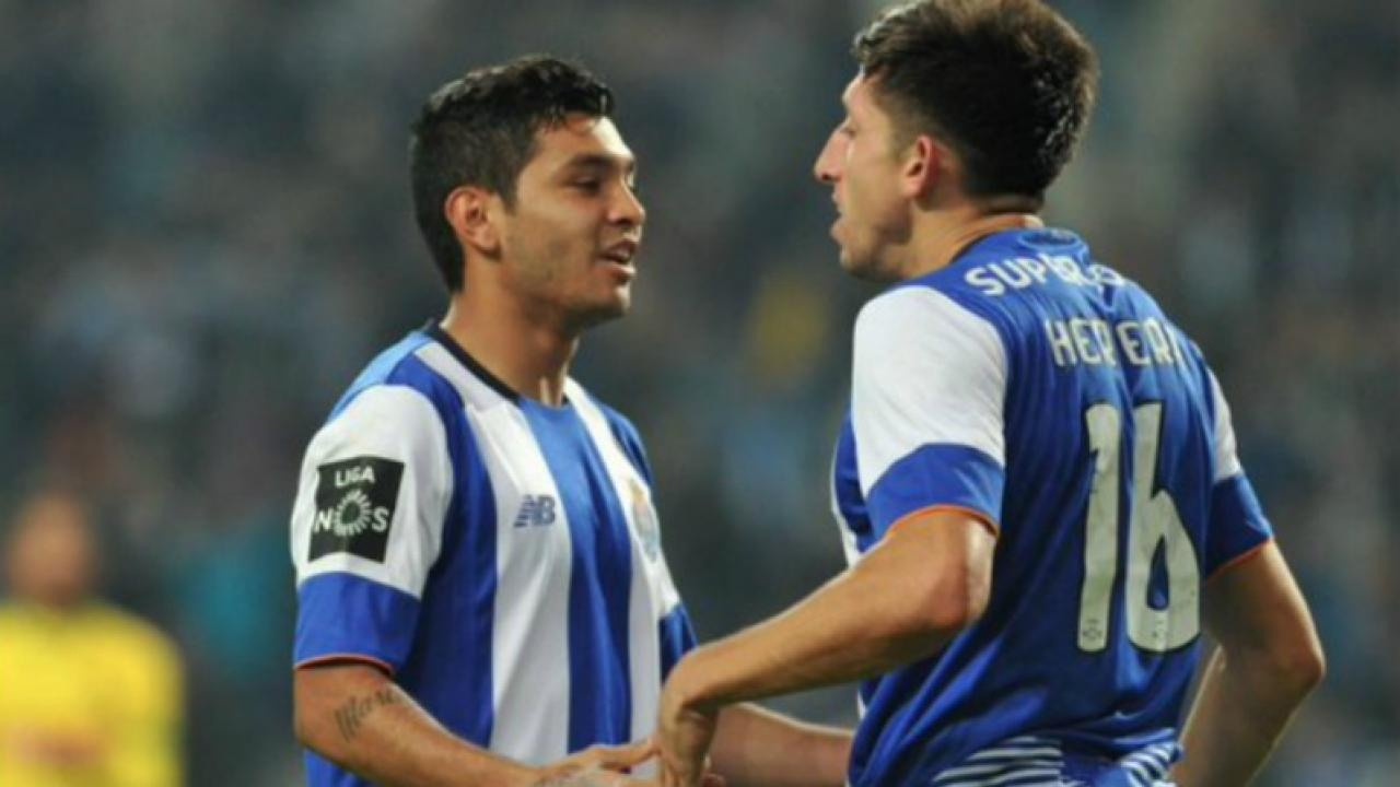 Hector Herrera Scored Tecatito s Assist For Porto