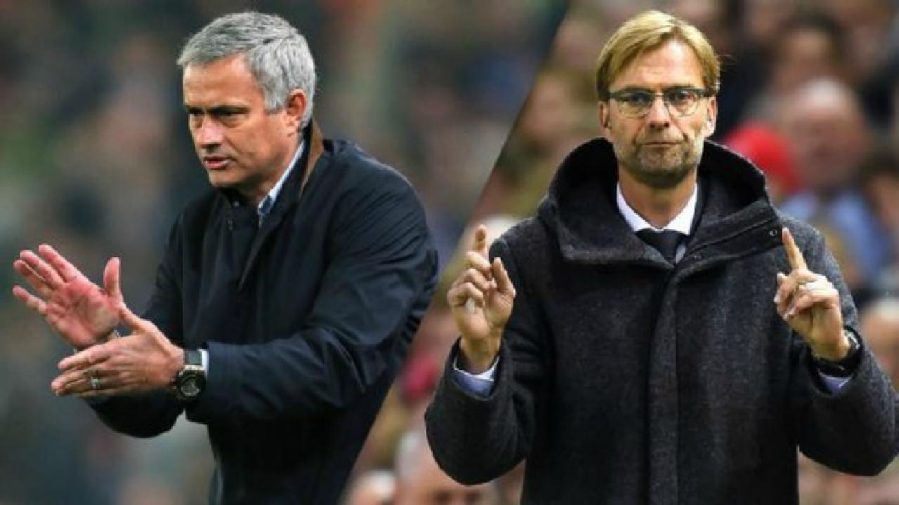 Jurgen Klopp vs. Jose Mourinho