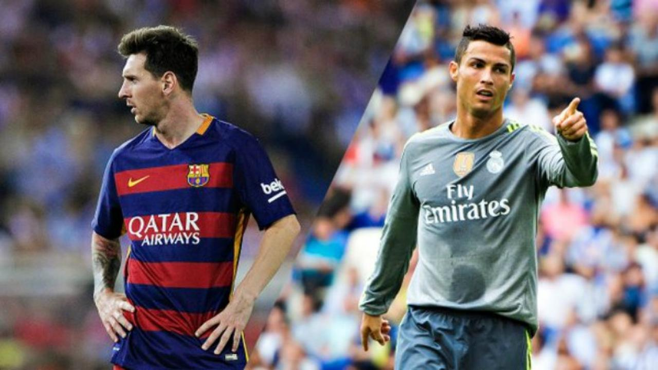 Image result for messi vs ronaldo