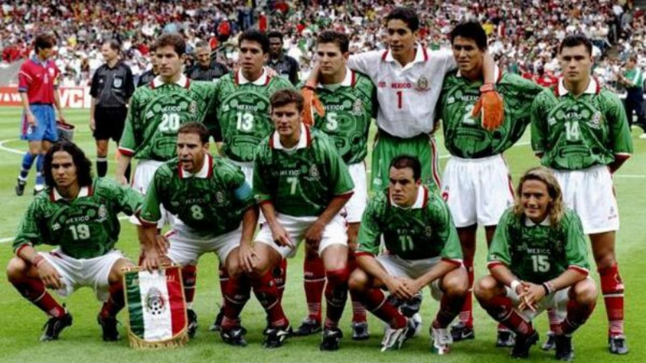 eae301302d5 Mexico World Cup Kits  Ranking The Last 50 Years