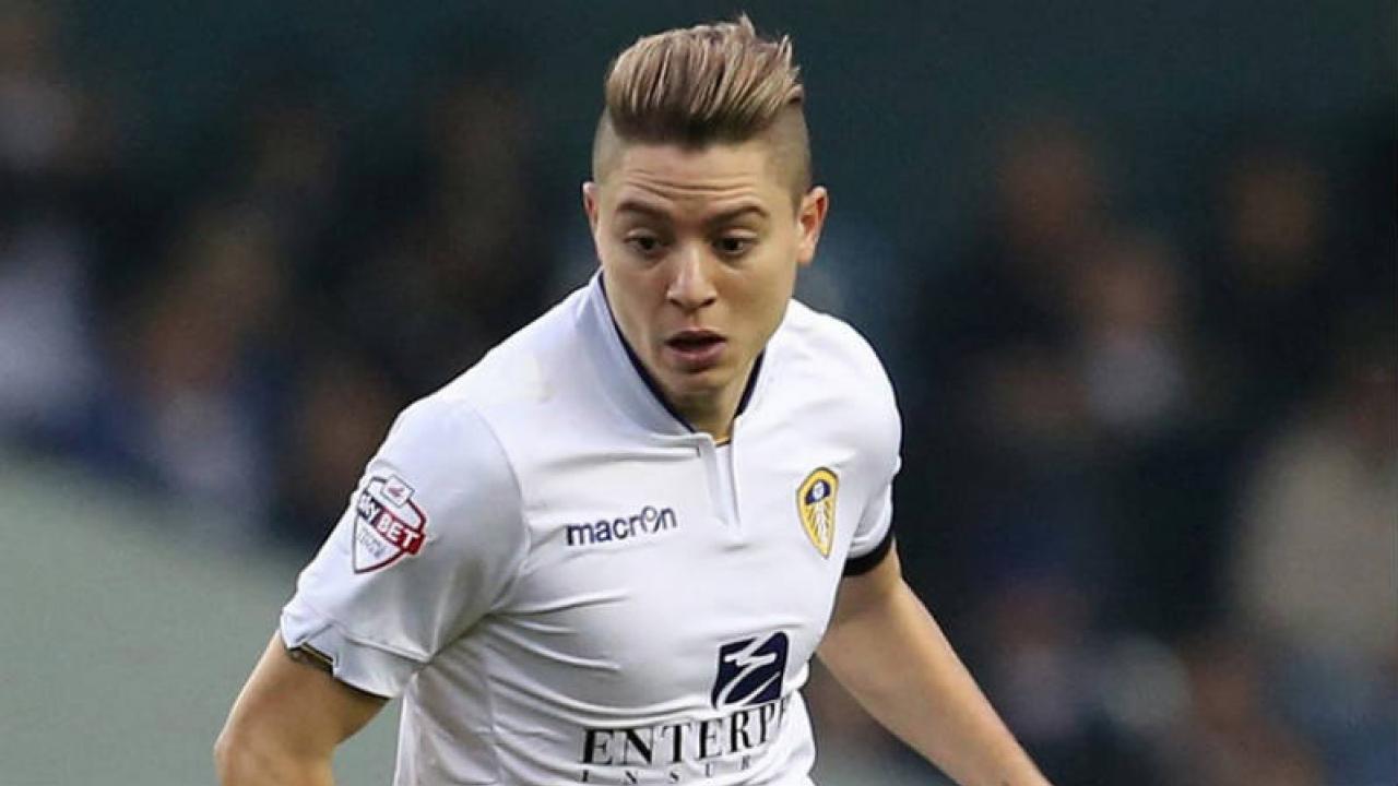 Leeds United Midfielder Adryan