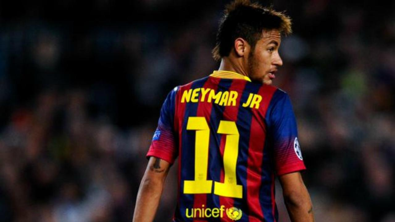 Neymar transfer fee from Santos to Barcelona: pretty darn big