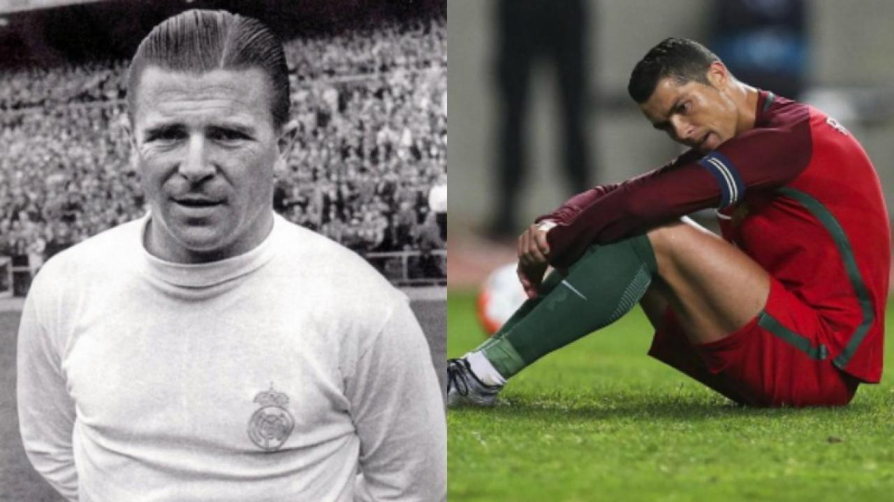 Ferenc Puskas Just Beat Cristiano Ronaldo In A Popularity Contest