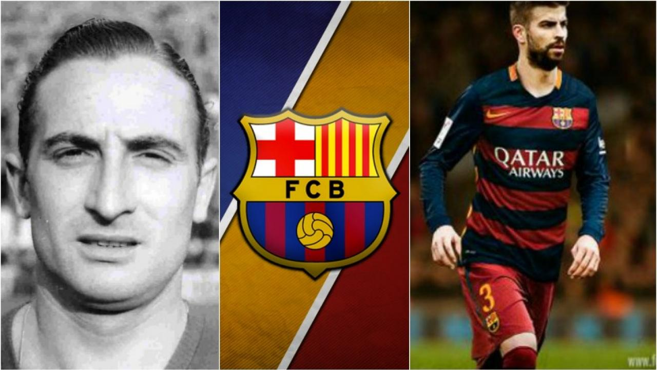 Who are the best Barcelona players of all time?