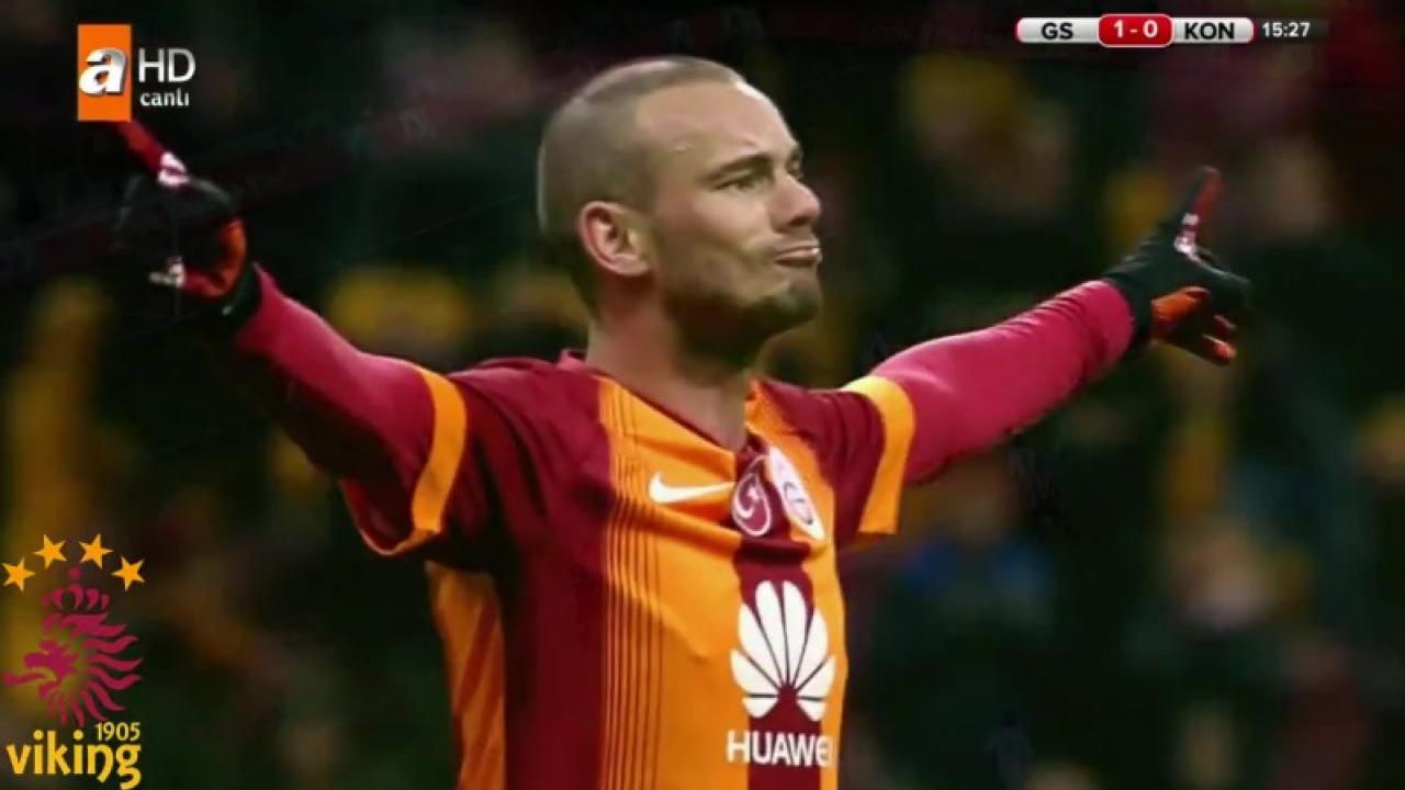 Wesley Sneijder Is A Legend That Half The World Doesn t Know