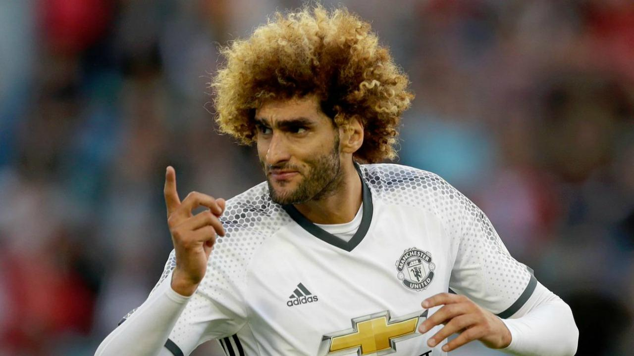 Why Go Out For Paul Pogba When You ve Got Marouane Fellaini At Home