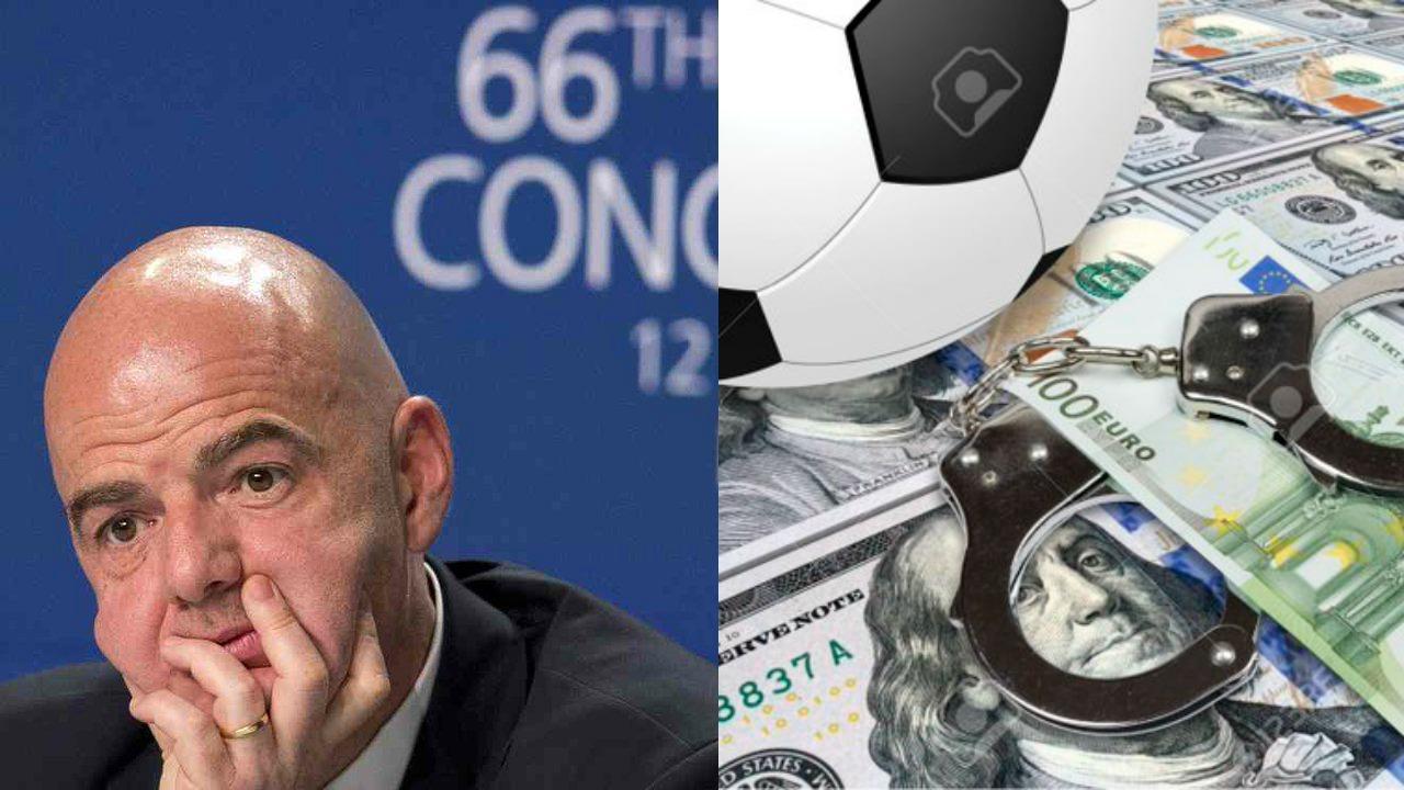 FIFA president Gianni Infantino's salary