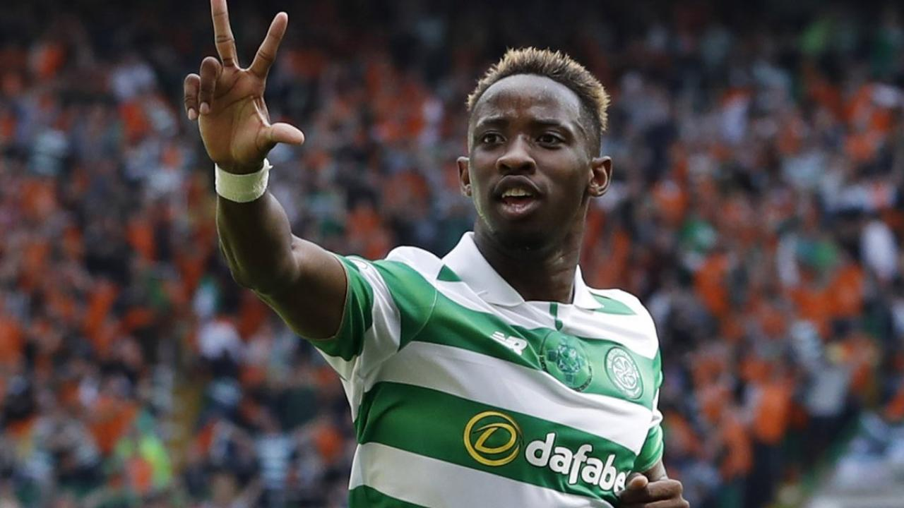 Moussa Dembele Scored A Hat Trick In The Old Firm And He s In