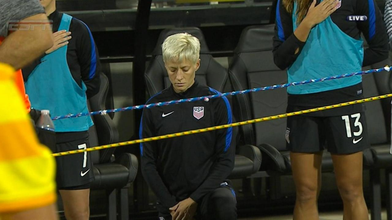 US Soccer's Response To Megan Rapinoe's Protest Was Dumb And