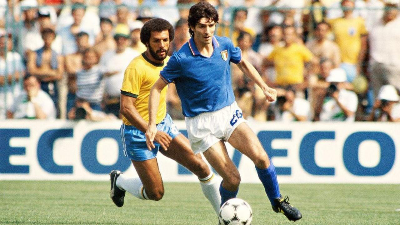 Paolo Rossi The Man Who made Brazil Cry Turns 60