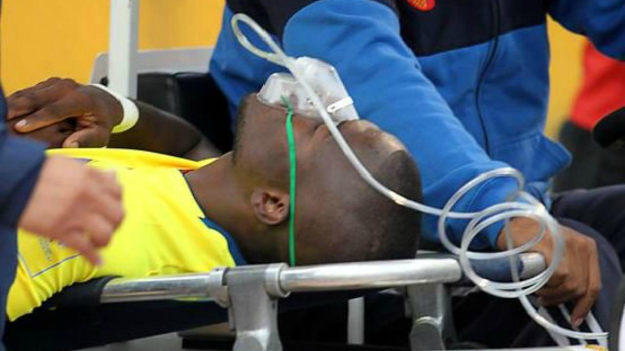 Enner Valencia Evades Police Capture While Being Carted f