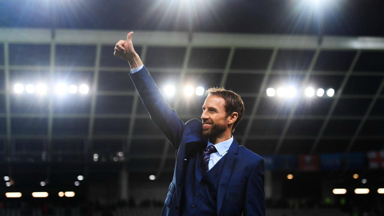 England's new manager Gareth Southgate
