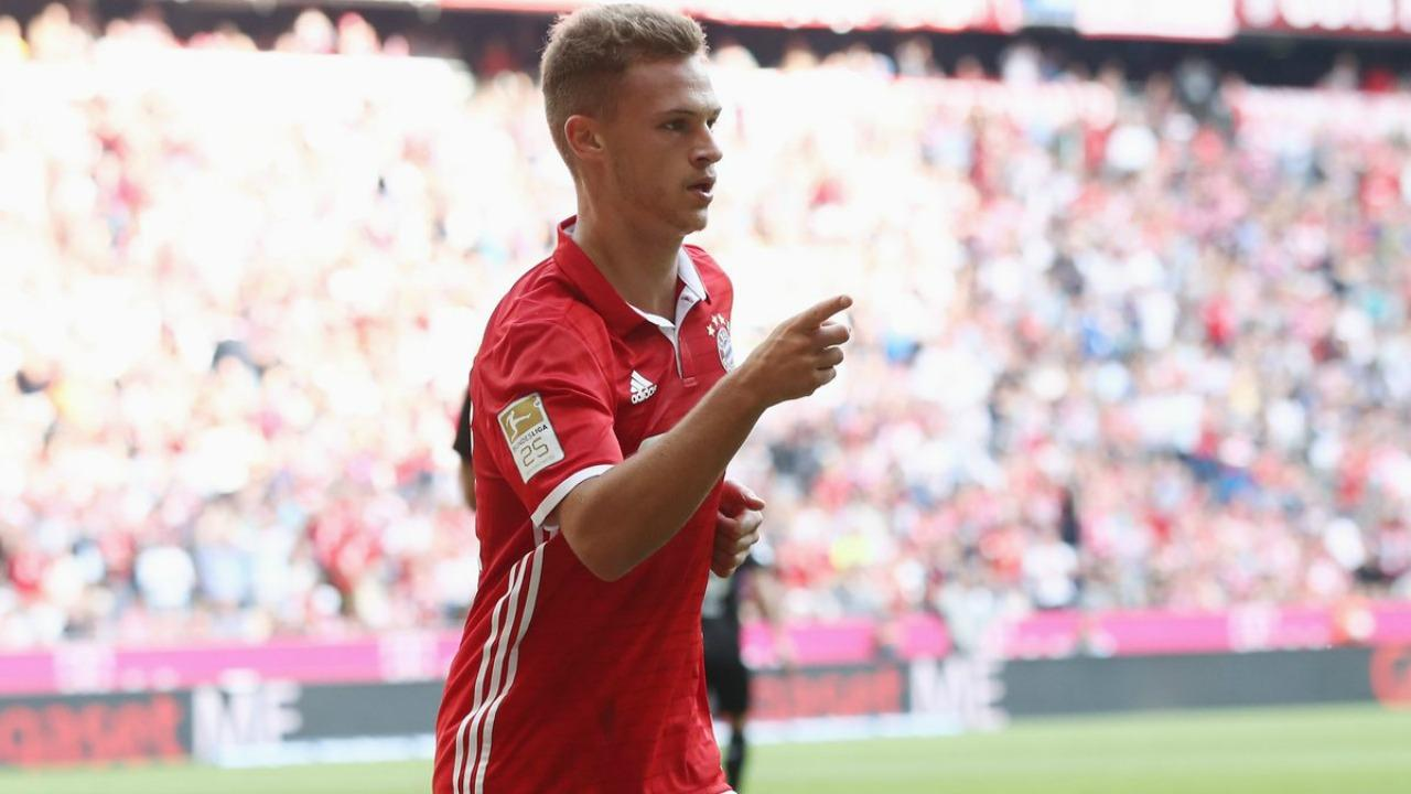 There s Something Horribly Wrong With Bayern Utility Man Joshua